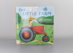 New to Board Book Format: The Little Farm by Lois Lenski