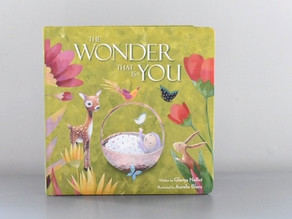 The Wonder that is You by Glenys Nellist & Illustrated by Aurelie Blanz