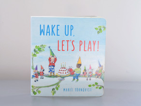 New Publication: Wake Up, Let's Play! by Marit Törnqvist