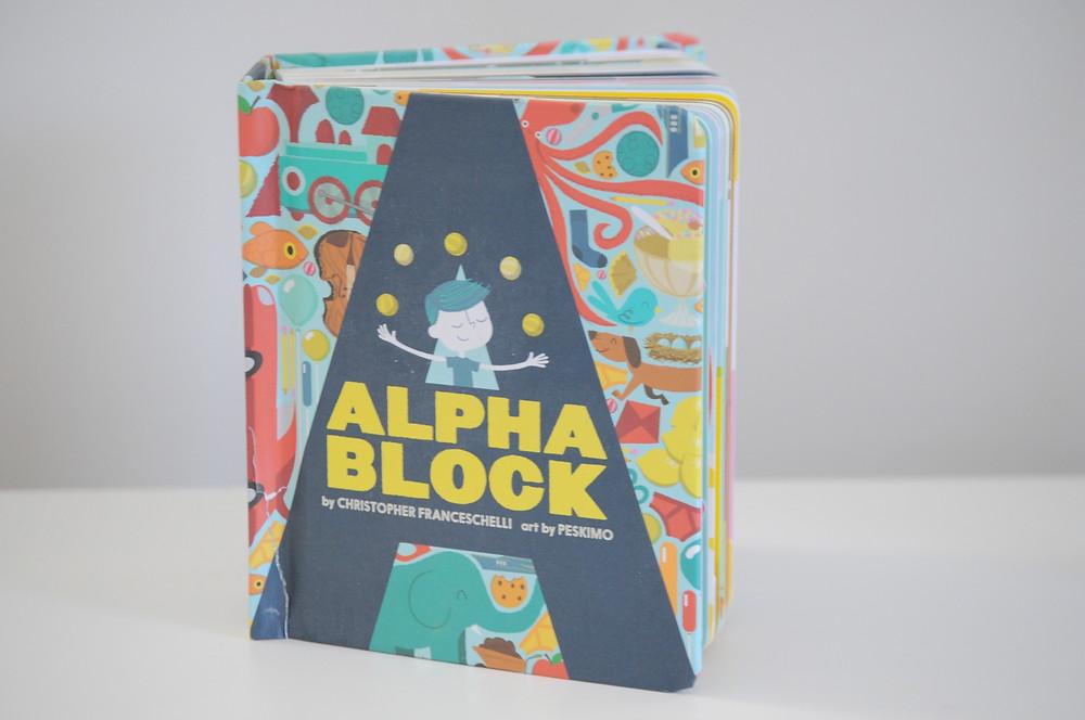 Alpha Block by Christopher Franceschelli
