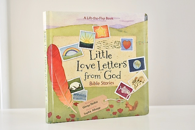 Little Love Letters from God by Glenys Nellist