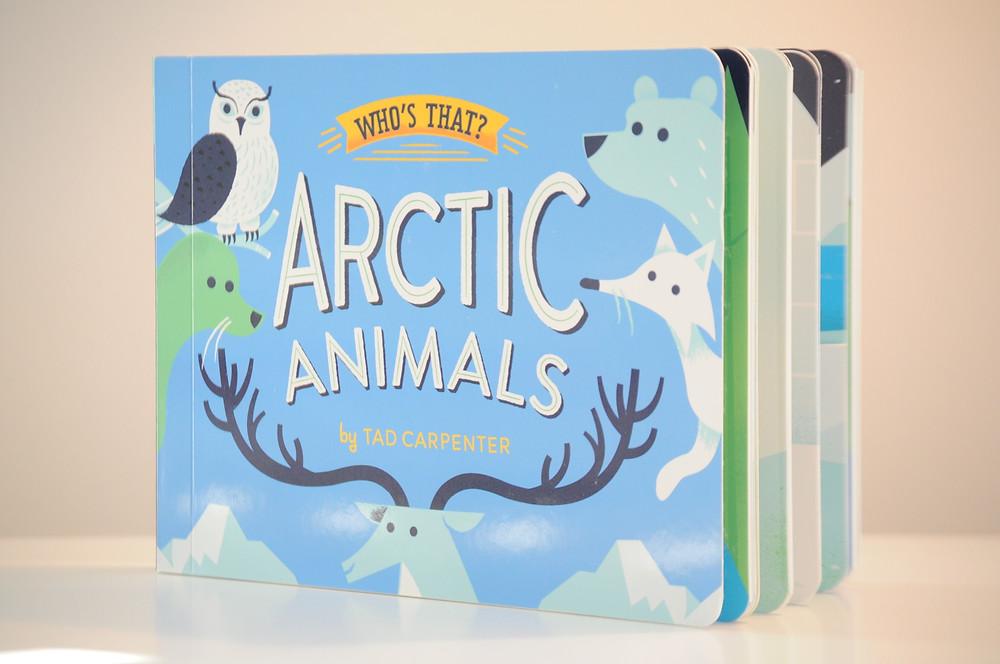 Who's That: Arctic Animals