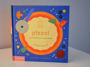 Cook in a Book: Pizza!