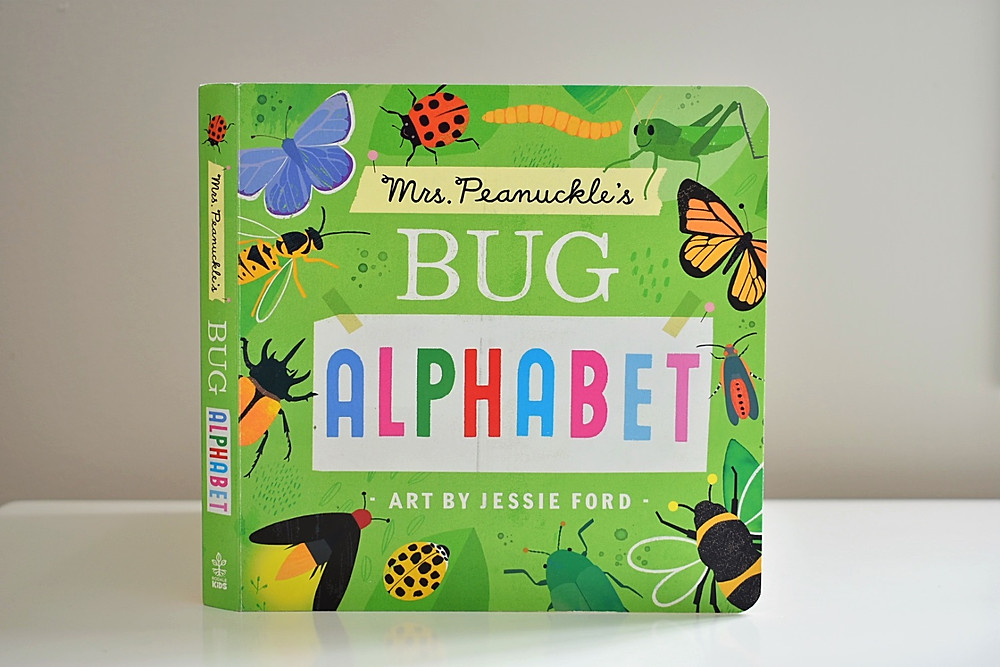 Mrs. Peanuckle's Bug Alphabet