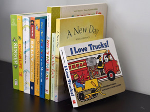 10 Board Books for Summer!