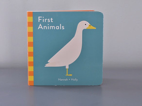 New Publication: First Animals by Hannah & Holly