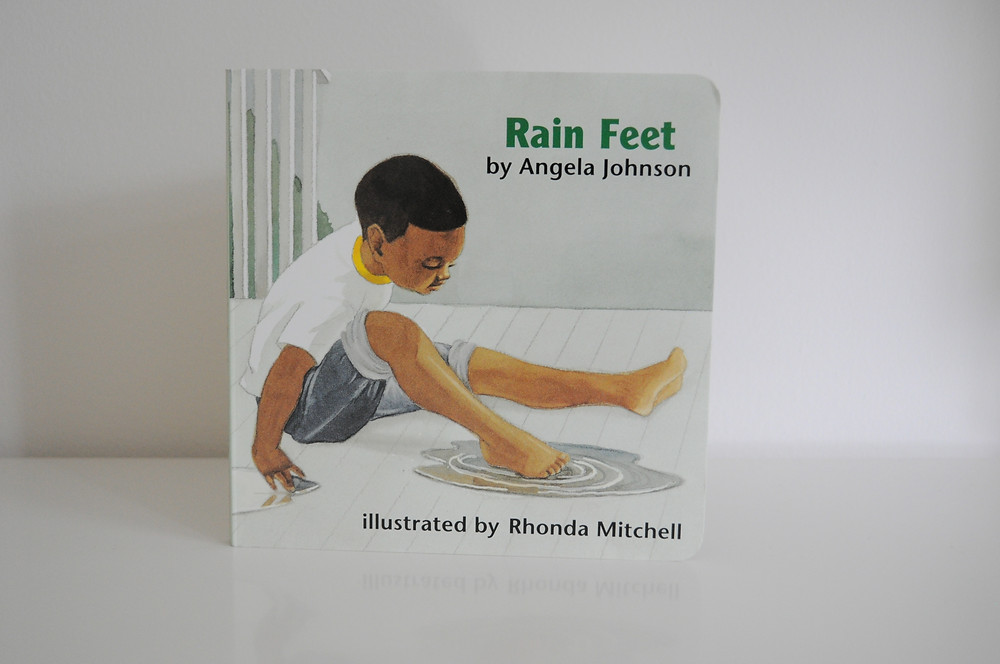 Rain Feet by Angela Johnson