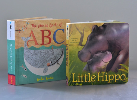 Two Board Books from Amicus Publishers