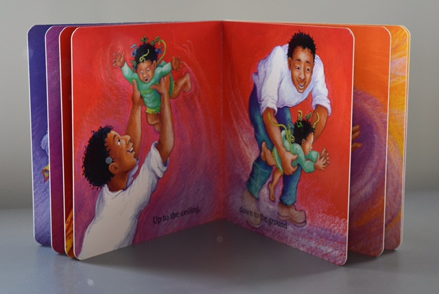Baby Dance by Ann Taylor with illustrations by Marjorie van Heerden