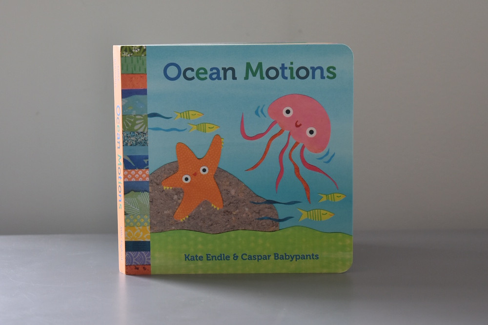 Ocean Motions by Kate Endle & Caspar Babypants