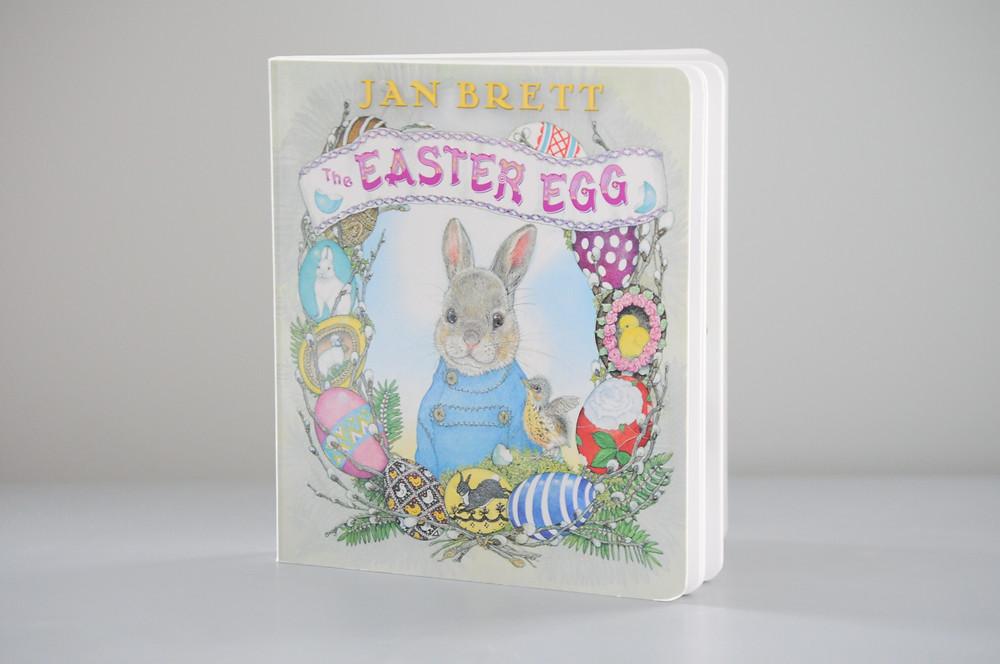 Easter Egg by Jan Brett