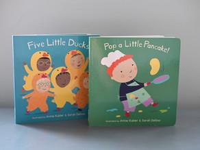 Five Little Ducks & Pop a Little Pancake by Annie Kubler & Sarah Dellow
