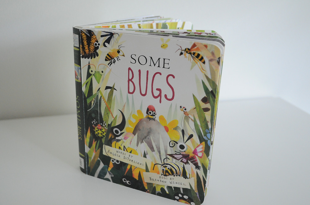 Some Bugs by Angela Diterlizzi