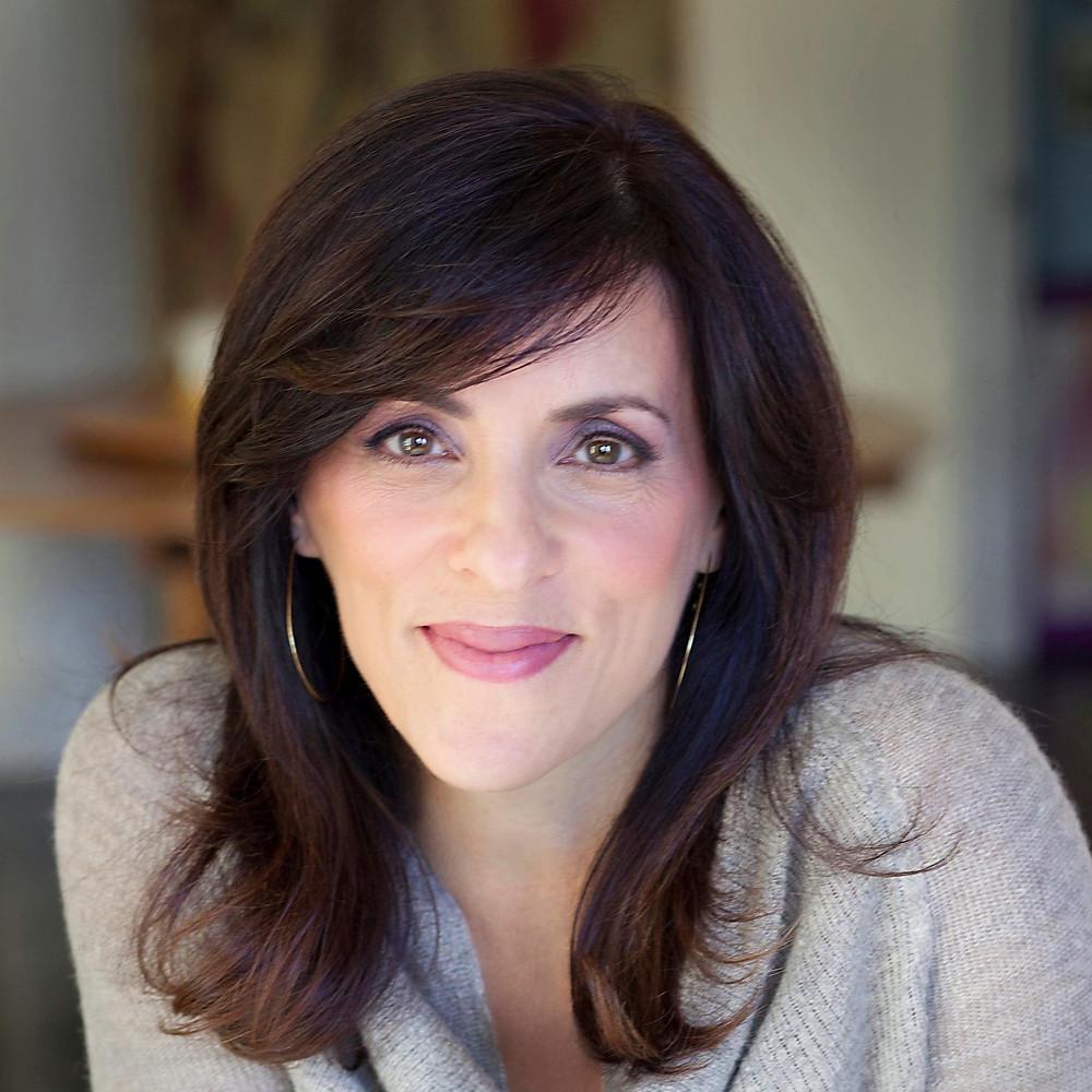 Sheryl Haft, author of I Love You, Blankie
