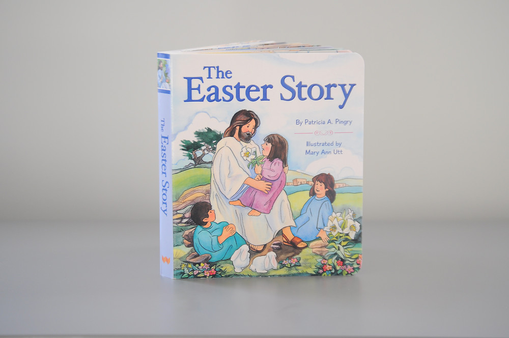 The Easter Story by Patricia Pingry