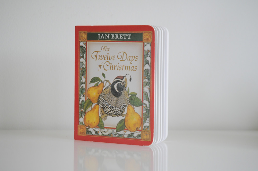 The Twelve Days of Christmas by Jan Brett