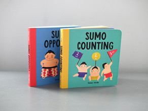 Coming Soon: Sumo Counting and Sumo Opposites by Sanae Ishida