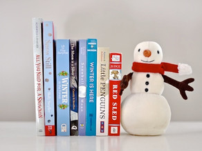 8 Board Books for Winter