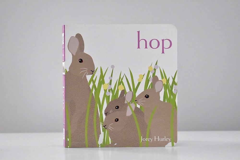 Hop by Jorey Hurley