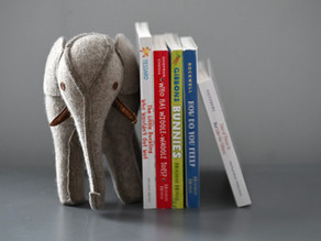 Five Holiday House Board Books