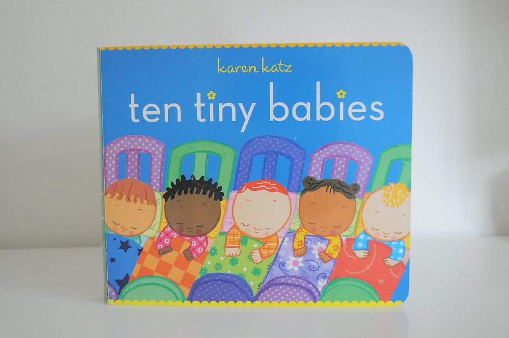 Ten Tiny Babies by Karen Katz