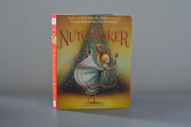 The Nutcracker illustrated by Valeria Docampo