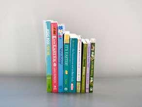 9 Board Books for Easter