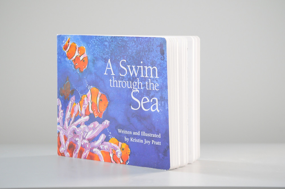 A Swim through the Sea by Kristin Joy Pratt-Serafini