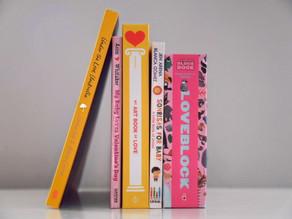 Five Board Books for Valentine's Day