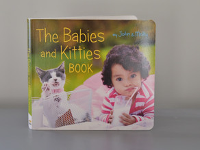 New Publication: The Babies and Kitties Book