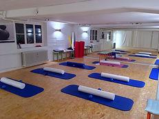 Pilates Group Classes Basel