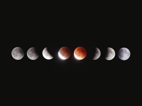 Cleaning your inner world: Total Lunar eclipse in aquarius - July 27th, 2018