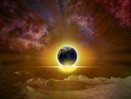 Total Lunar Eclipse in Sagittarius: Remembering the Humanity of others