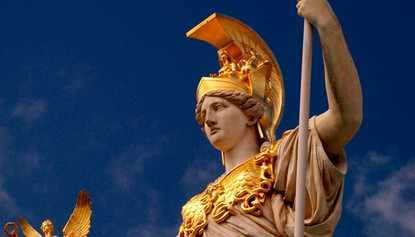 Athena - Goddess of Wisdom and War