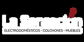 Logo blanco la sensacion_Mesa de trabajo