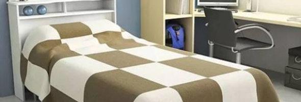 Características Marca sen-home Modelo podium Tamaños de cama 1 plaza Materiales