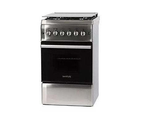 Cocina Smartlife Inox Gas 5060g