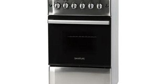 Cocina Smartlife Inox Combinada 3+1 Disco 5060cp Sensacion