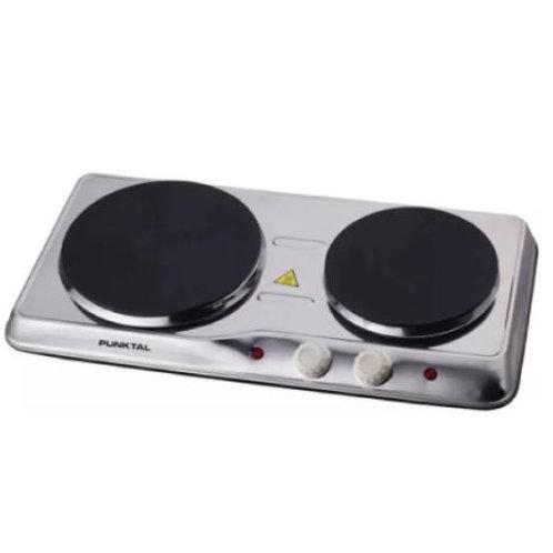 Anafe Electrico Cocinilla Punktal 2 Discos Sensacion
