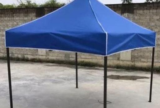 Gazebo Plegable Azul 2 X 2 X 2.80