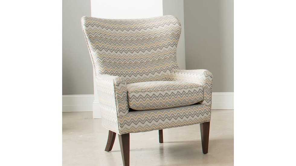 Sam Moore Living Room Nikko Wing Chair