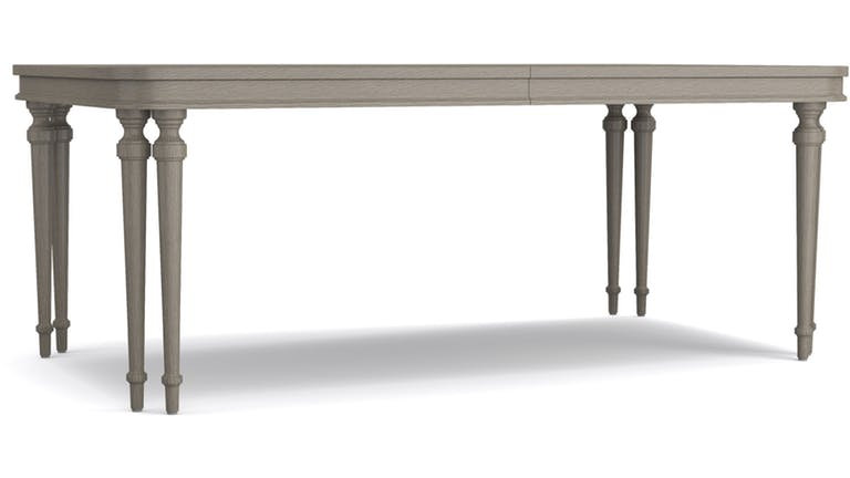 Cynthia Rowley Dining Room Dinner at Eight Dining Table w/2
