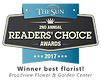 Westerly Sun Readers Choice Award