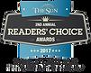 Westerly Sun Readers Choice Award