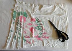 t-shirt recyclé