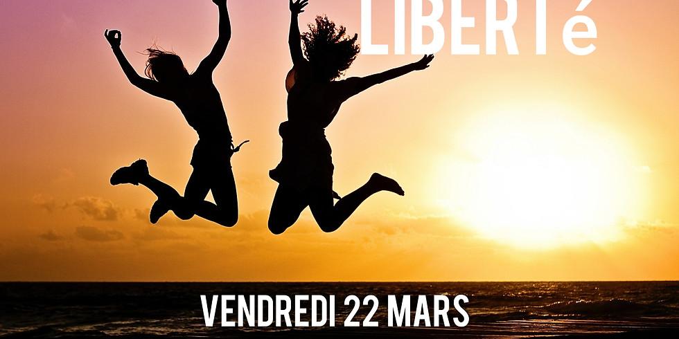 """Atelier adultes """"Liberté"""""""