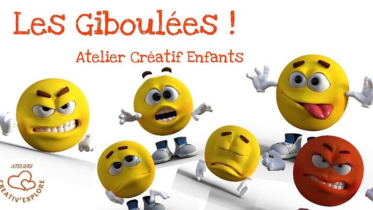 Les Giboulées ! - Atelier créatif enfants
