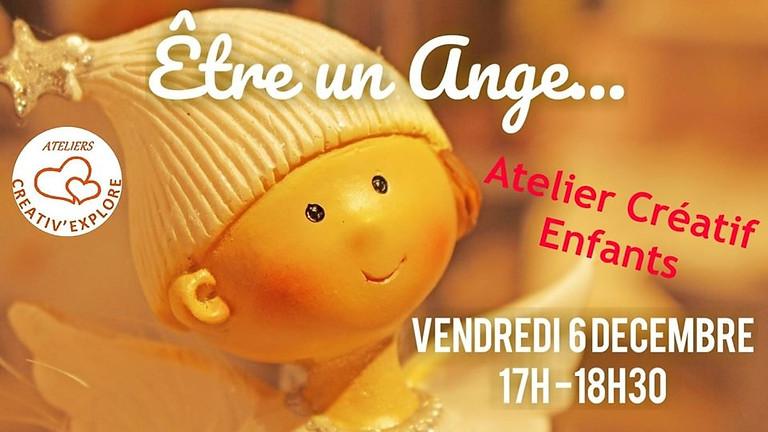 Être un Ange... - Atelier créatif enfants