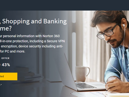 Help protect your personal information with Norton 360 where you get all-in-one protection