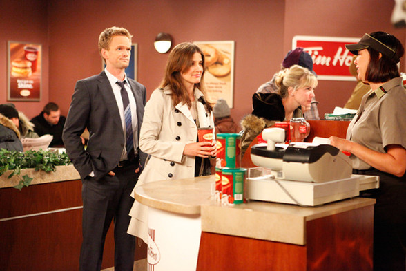 Tim Hortons x How I Met Your Mother